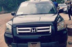 Honda Pilot 2006 Model Nigeria Used Black for Sale