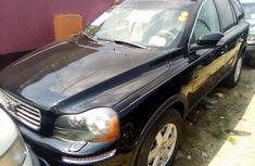 Volvo XC90 2008 Model Foreign Used Black SUV