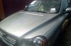 Volvo XC90 2008 Model Foreign Used Silver for Sale
