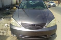 Used Toyota Camry Foreign 2003 Model Gray for Sale