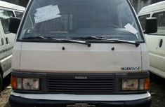 Nissan Urvan 1998 Model Bus Foreign Used White