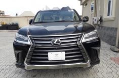 Very Clean Foreign used 2018 Lexus LX