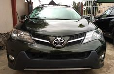 Foreign Used Toyota RAV4 2013