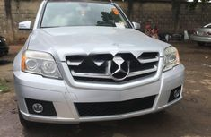 Foreign Used Mercedes-Benz GLK 2010 Model Silver