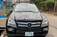 Nigerian Used 2007 Mercedes-Benz GL-Class for sale