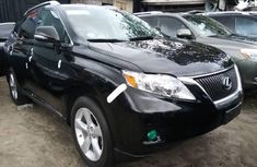Very Clean Foreign used Lexus RX 2012