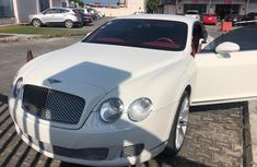 Very Clean Foreign used Bentley Continental 2014