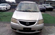 Nigeria Used Mazda MPV 2002 Model Silver