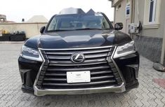 Clean Foreign used 2018 Lexus LX
