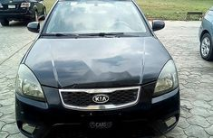 Nigeria Used Kia Rio 2011 Model Black
