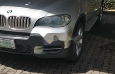 Clean Nigerian used BMW X5 2010