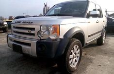 Very Clean Nigerian used 2005 Land Rover LR3