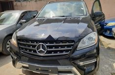 Foreign Used 2014 Mercedes-Benz ML350 Petrol