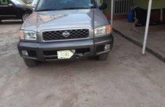 Nigeria Used Nissan Pathfinder 2001 Model Gray