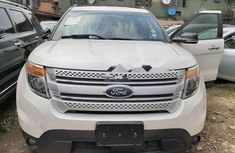 Foreign Used 2011 Ford Explorer Petrol Automatic