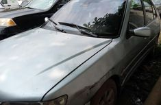 Nigeria Used Peugeot 306 2003 Model Silver