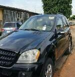 Clean Foreign used 2006 Mercedes-Benz ML350