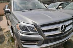 Foreign Used 2015 Mercedes-Benz GLE for sale in Lagos