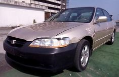 Nigerian Used 2000 Honda Accord for sale in Lagos