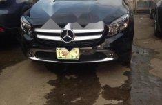 Nigeria Used Mercedes-Benz GLA 2017 Model Black