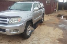 Clean Nigerian used Toyota 4-Runner 2005