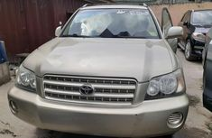 Foreign Used 2014 Toyota Highlander for sale