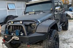 Very Clean Foreign used Jeep Wrangler 2009