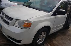 Foreign Used Dodge Caravan 2009 Model White