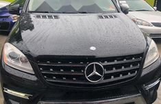 Foreign Used Mercedes-Benz ML350 2013 Automatic