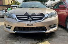 Very Clean Foreign used Honda Accord 2013