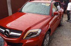 Foreign Used 2014 Mercedes-Benz GLK for sale in Lagos