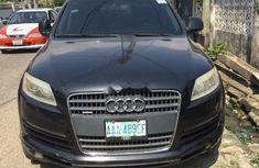 Nigerian Used Audi Q7 2008