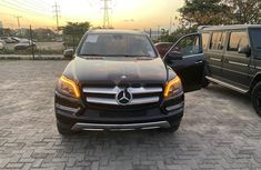 Foreign Used 2013 Mercedes-Benz GL-Class