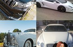 Funke Akindele car collection & the lesson of never giving up