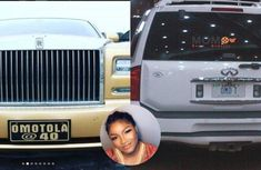 Omotola Jalade Ekeinde car collection & other Omosexy facts