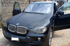 Nigerian Used BMW X5 2010 Petrol Automatic Black