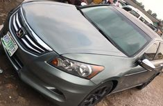 Used Honda Accord 2009 Model Nigeria Evil Spirit Gray