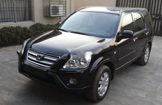 Clean Foreign used Honda CR-V 2006