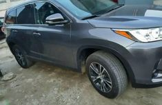 Foreign Used Toyota Highlander 2019 Automatic Petrol ]