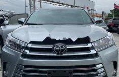 Foreign Used 2018 Toyota Highlander Petrol