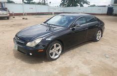 Clean Nigerian used 2007 Mercedes-Benz CLS