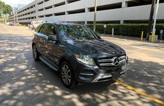 Foreign Used 2016 Mercedes-Benz GLE Petrol