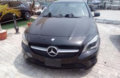 Foreign Used 2015 Mercedes-Benz CLA-Class for sale in Lagos