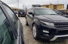 Foreign Used 2013 Land Rover Range Rover Evoque Petrol