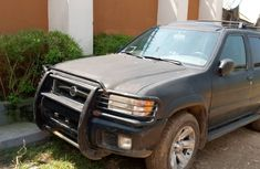 Used Nissan Pathfinder 1999 Black SUV