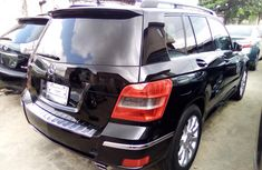 Mercedes Benz GLK350 2012 Model Foreign Used Black