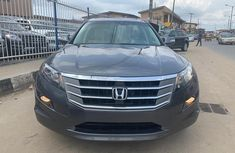 Honda Accord Crosstour 2011 Model Foreign Used Gray