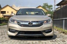 Super Clean Nigerian used Honda Accord 2015