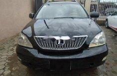 Very Clean Nigerian used Lexus RX 2004