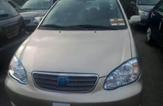 Foreign Used2005 Toyota Corolla for sale in Lagos